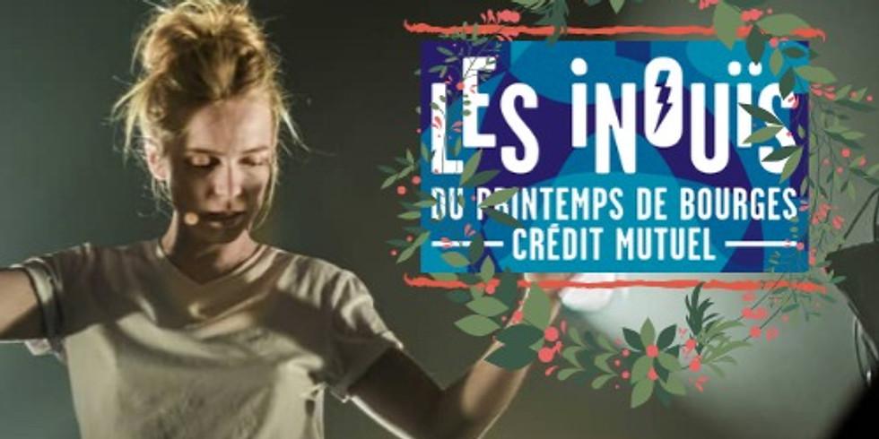 Francoeur Les inouïs du printemps de Bourges
