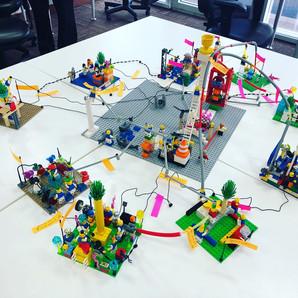 Protótipo metodologia LEGO® SERIOUS PLAY®