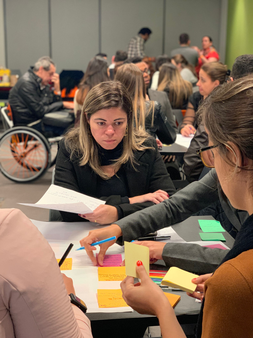 Workshop de Employee Experience