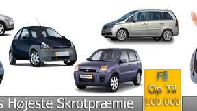 Sælg din bil til os