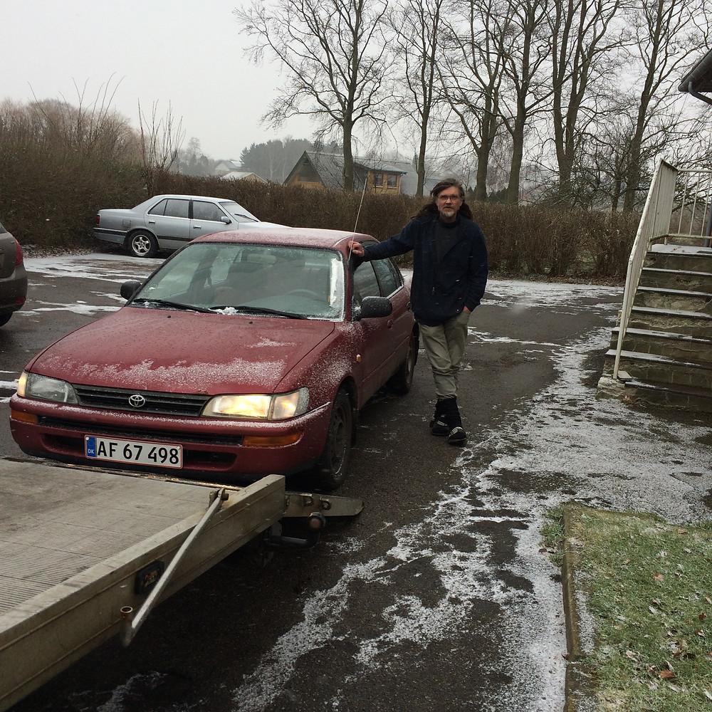 Danmarks Højeste Skrotpræmie til din skrotbil