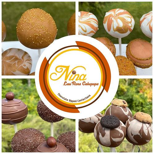 1 Dozen Cakepops- Variety