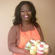 Cake Jars and me!
