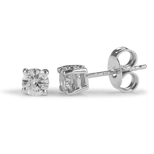 Certified Diamond Studs