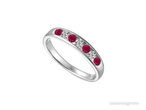 Everlasting Ruby Ring