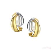 Infused Clip Earrings