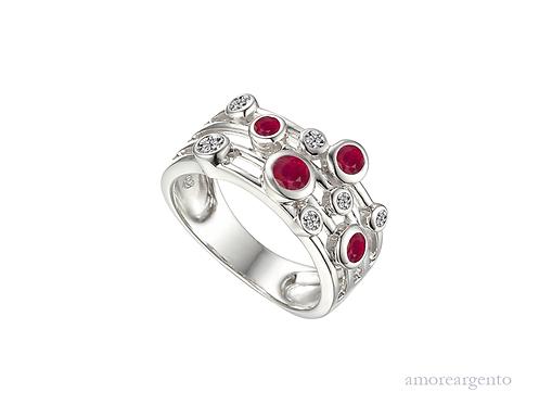 Fantasize Ruby Ring
