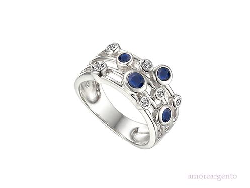 Fantasize Sapphire Ring