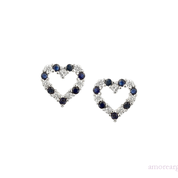 Love Life Sapphire Earrings