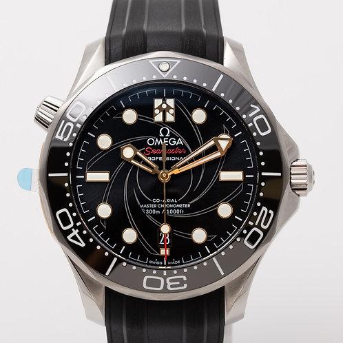 Omega Seamaster James Bond Limited Edition