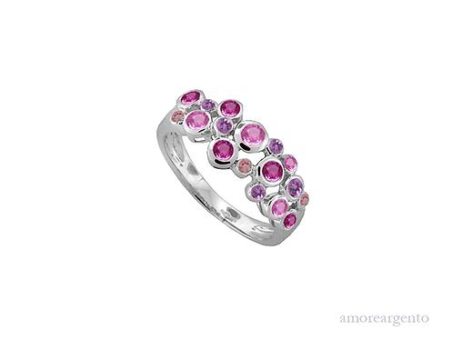 Rhapsody Pink Ring
