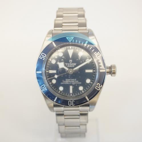Tudor Black Bay Blue (2020 model unused as new)