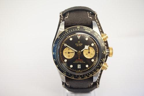 Tudor Black Bay S&G Chronograph