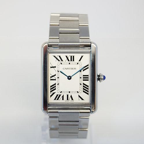 Cartier Tank solo unisex watch