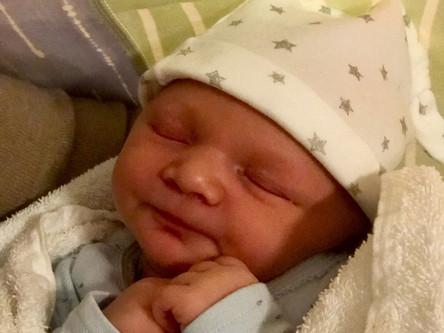 The Birth of Baby Milo!