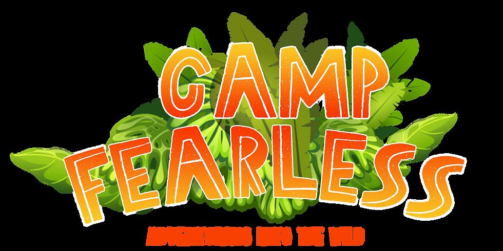 Camp Fearless Kids Camp
