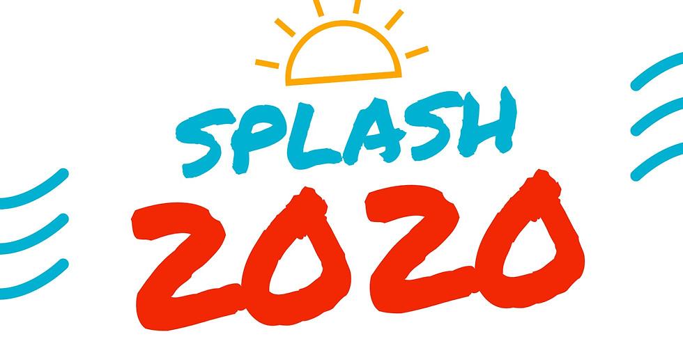 Splash 2020