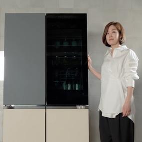 LG오브제컬렉션냉장고 X 윤현상재 최주연