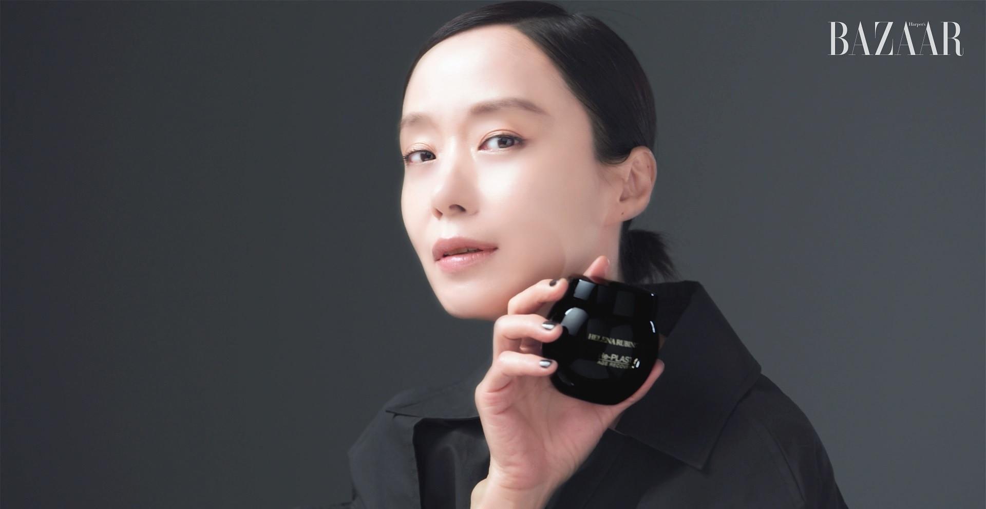 HELENA RUBINSTEIN x Jeon DoYeon