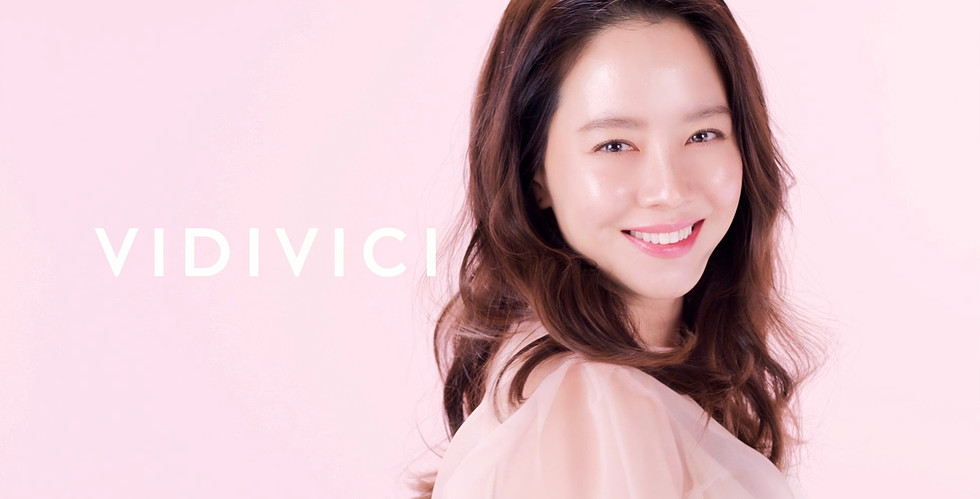 VIDIVICI x Song Ji Hyo
