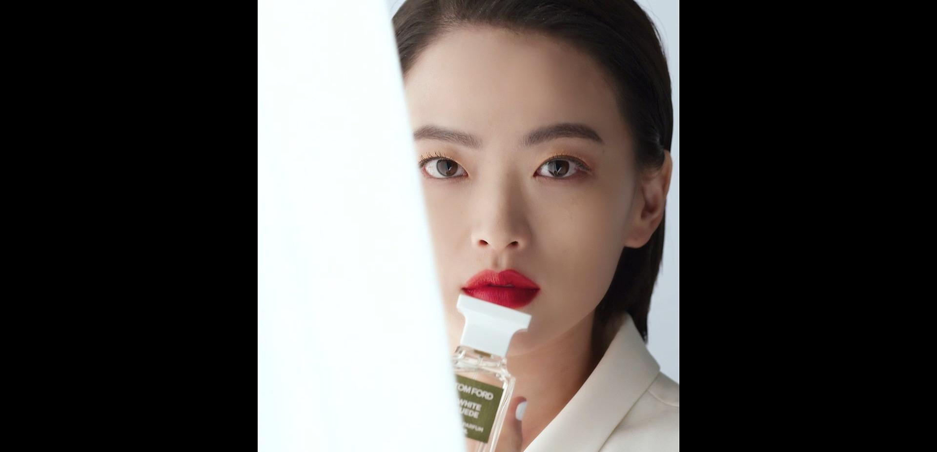 TOMFORD x Chun Woo Hee, Jin Young