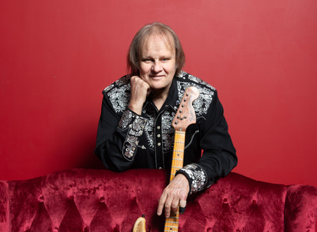 Walter Trout's 'Ordinary Madness' Is A Brutally Honest, Blistering Tour-De-Force Album