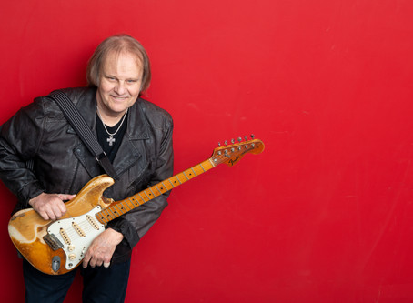 Blues Rock Review - Walter Trout Interview