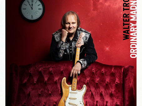 Masters showcased on new titles: Ronnie Wood, Walter Trout, Bobby Rush, Paul Kelly & Paul Grabowsky
