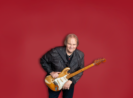 Walter Trout On New CD, Ordinary Madness – You Have To Play With The Hand You Have Been Dealt!