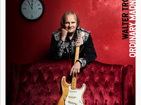 Walter Trout: Ordinary Madness Review