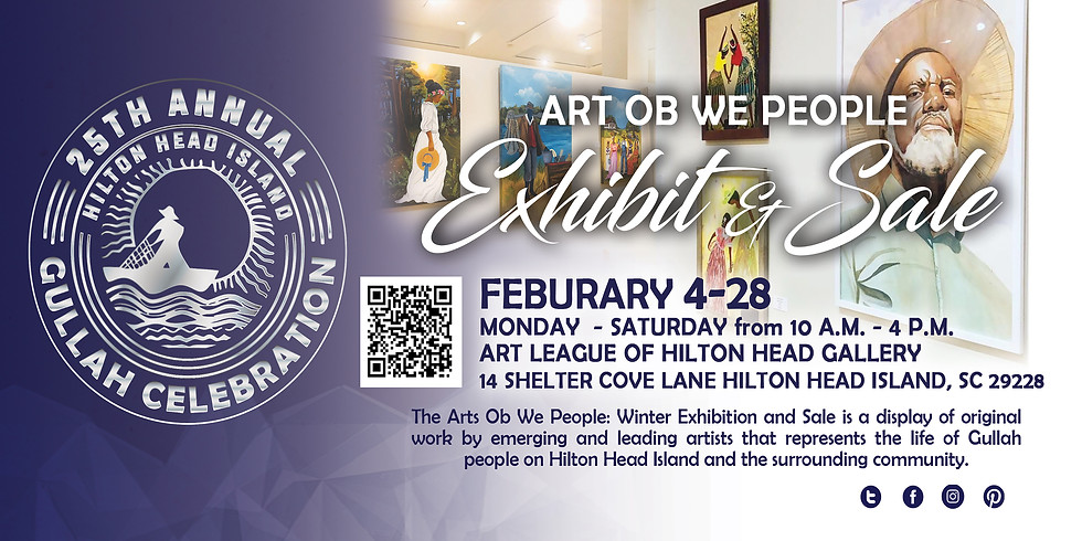 Arts Ob We People: Exhibit and Sale