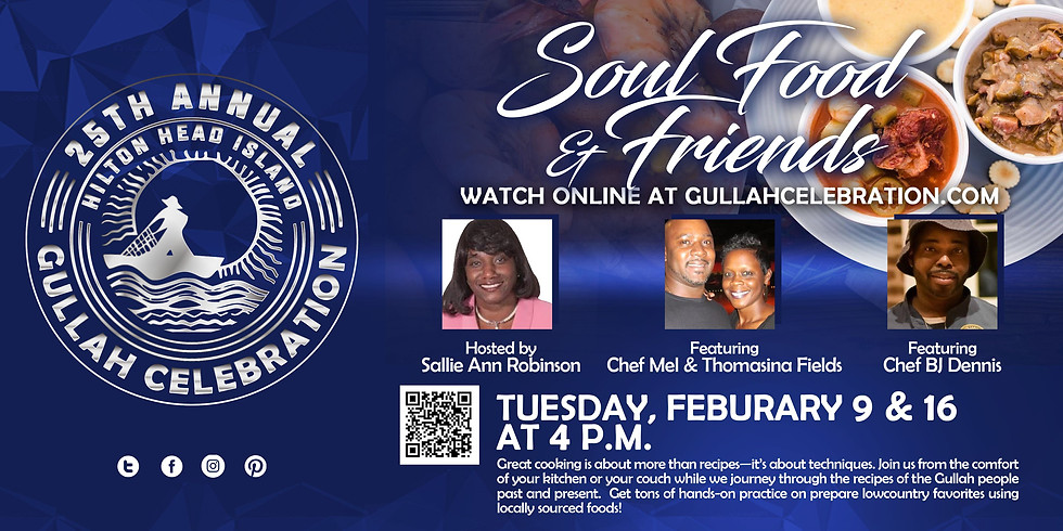 Soul Food & Friends with Melly Mel's