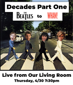 Decades Part 1 (The Beatles to WHAM!)