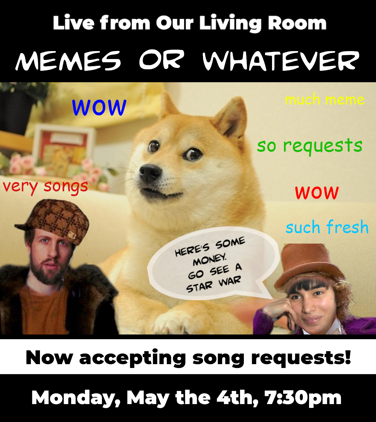 Memes and Requests