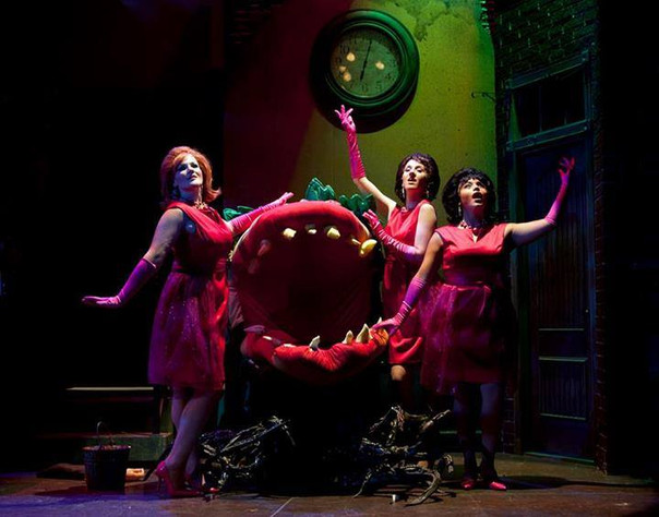 Crystal - Little Shop of Horrors