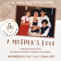 A Mother's Love IFT Fundraiser