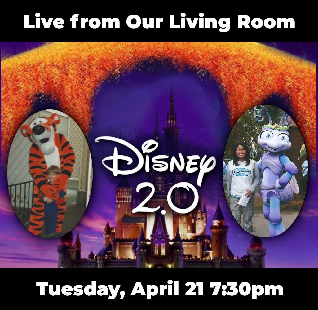 Disney 2 point oh