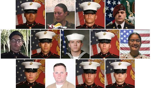 13 Marines Who were Killed.webp