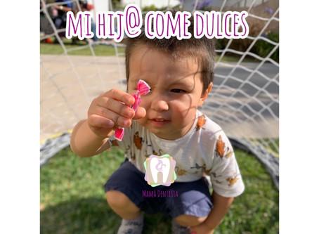 Me declaro culpable: Mi hij@ come Dulces.