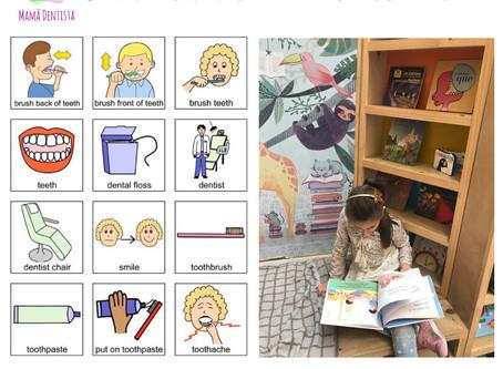 ¿Cómo debemos cuidar la salud oral de niños y niñas con Trastornos de Espectro Autista (TEA)?