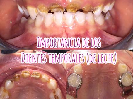 Dentición Temporal🐭!! ... Tú cuidas la de tu hij@?😧