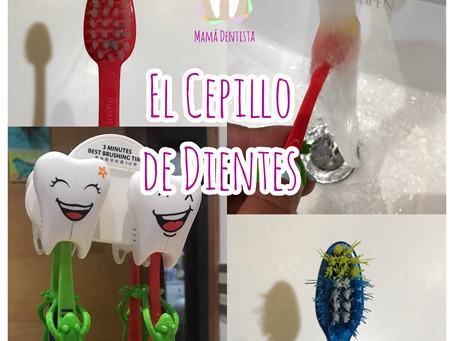 Tips de Cepillado y Cepillo.