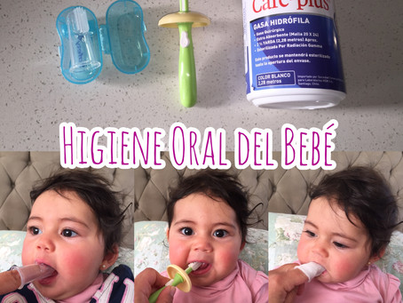 Higiene Oral del Bebé.