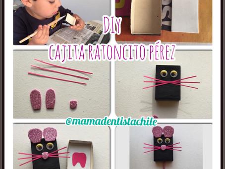 DIY Cajita para el Ratoncito Pérez 🐭