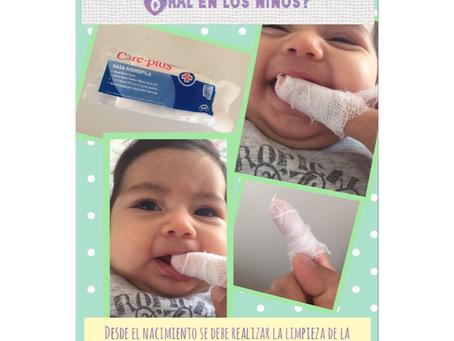 Higiene Oral del Bebé