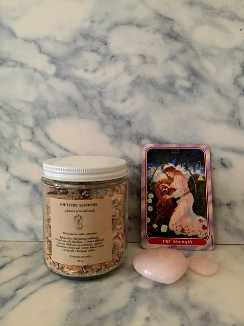 Pleasure Principle Bath Salts (200g)