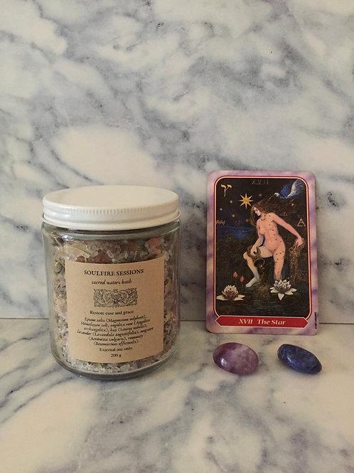 Sacred Waters Ritual Bath Salts (200 g)