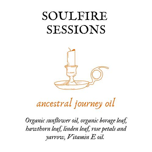 Ancestral Journey Herbal Body Oil