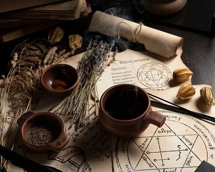 Everything But the Kitchen Sink: Ritual Tools in Witchcraft