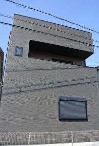 18/8/9 堺市堺区 E様邸 完成 お引渡しいたしました。